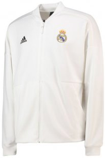 Real Madrid ZNE Adidas Jacket - soccerhome.ca