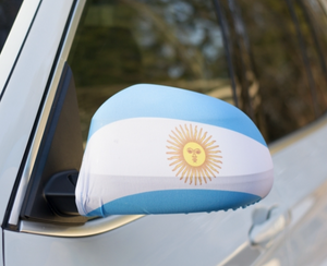 Argentina Car Mirror Cover - soccerhome.ca