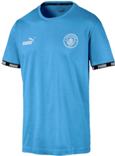 Load image into Gallery viewer, Manchester City Puma Culture T-Shirt - soccerhome.ca