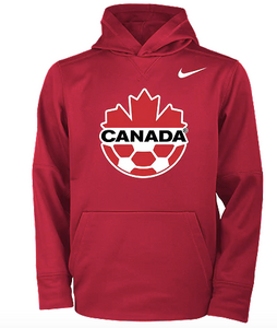 Canada Nike Therma Pullover Hoodie Yth - soccerhome.ca