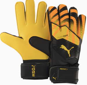 Puma ONE Protect 3 FS Junior Gloves - soccerhome.ca