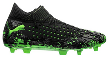 Load image into Gallery viewer, Puma Future 19.1 Netfit FG (Black/Green) - soccerhome.ca