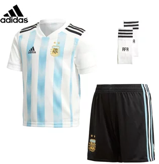 Adidas Argentina Toddler Full Kit - soccerhome.ca