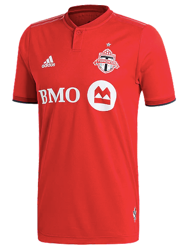 Toronto FC Authentic Home Jersey 2020 - soccerhome.ca