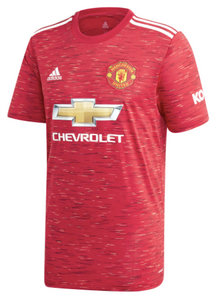 Manchester United Adidas Home Jersey 2020/2021