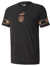 Load image into Gallery viewer, Manchester City Puma ftblCULTURE T-Shirt