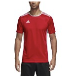 Load image into Gallery viewer, Adidas ENTRADA 18 JSY Adult (Red)