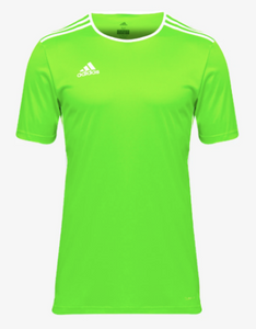 Adidas ENTRADA 18 JSY Youth (Lime Green)