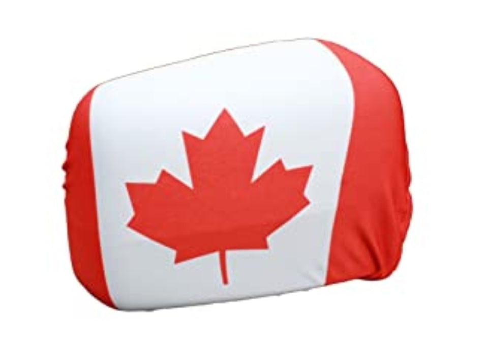 Canada Car Mirror Cover - soccerhome.ca