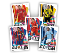 Load image into Gallery viewer, UEFA Champions League 20/21 Cards Individual Packs