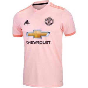 Manchester United Away Jersey 2018/2019 - soccerhome.ca