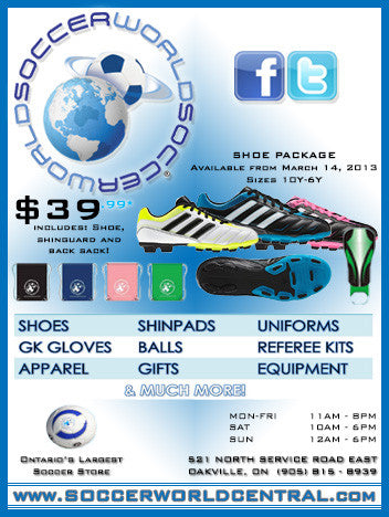 Shoe Package - soccerhome.ca