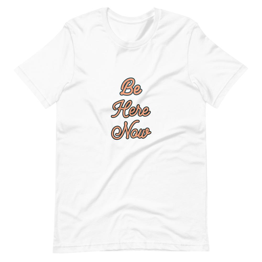Be Here Now Tee - New View Clothing