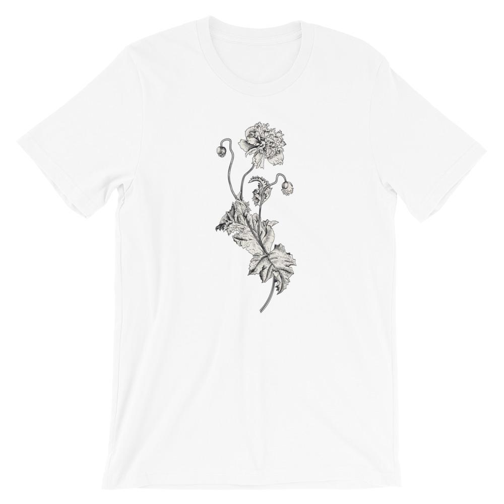 Flowering Tee - New View Clothing