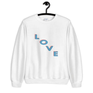 Love Sweatshirt - New View Clothing