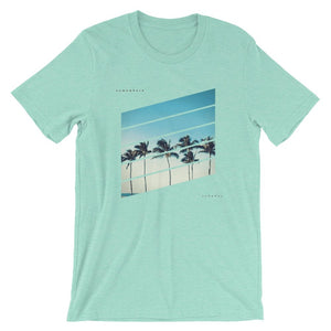 Men's Palm Tee Shirt Part Three - New View Clothing
