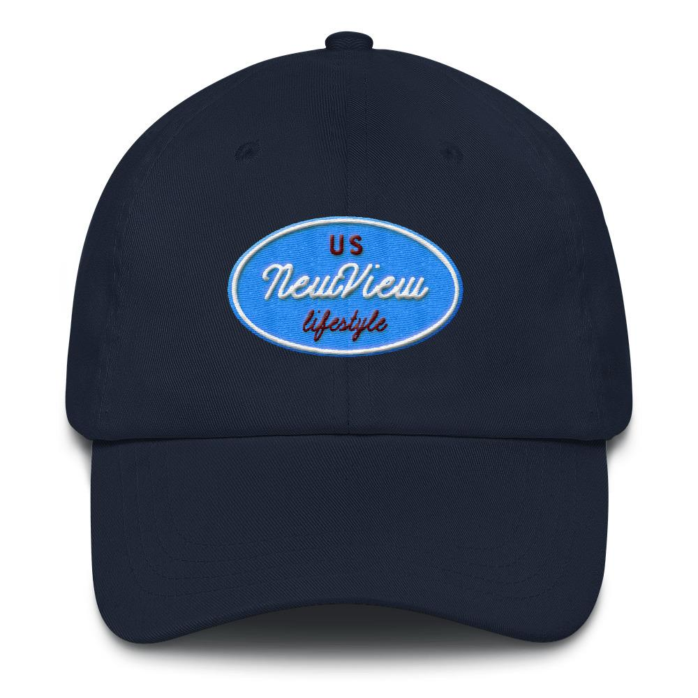 New View Lifestyle Dad Hat - New View Clothing
