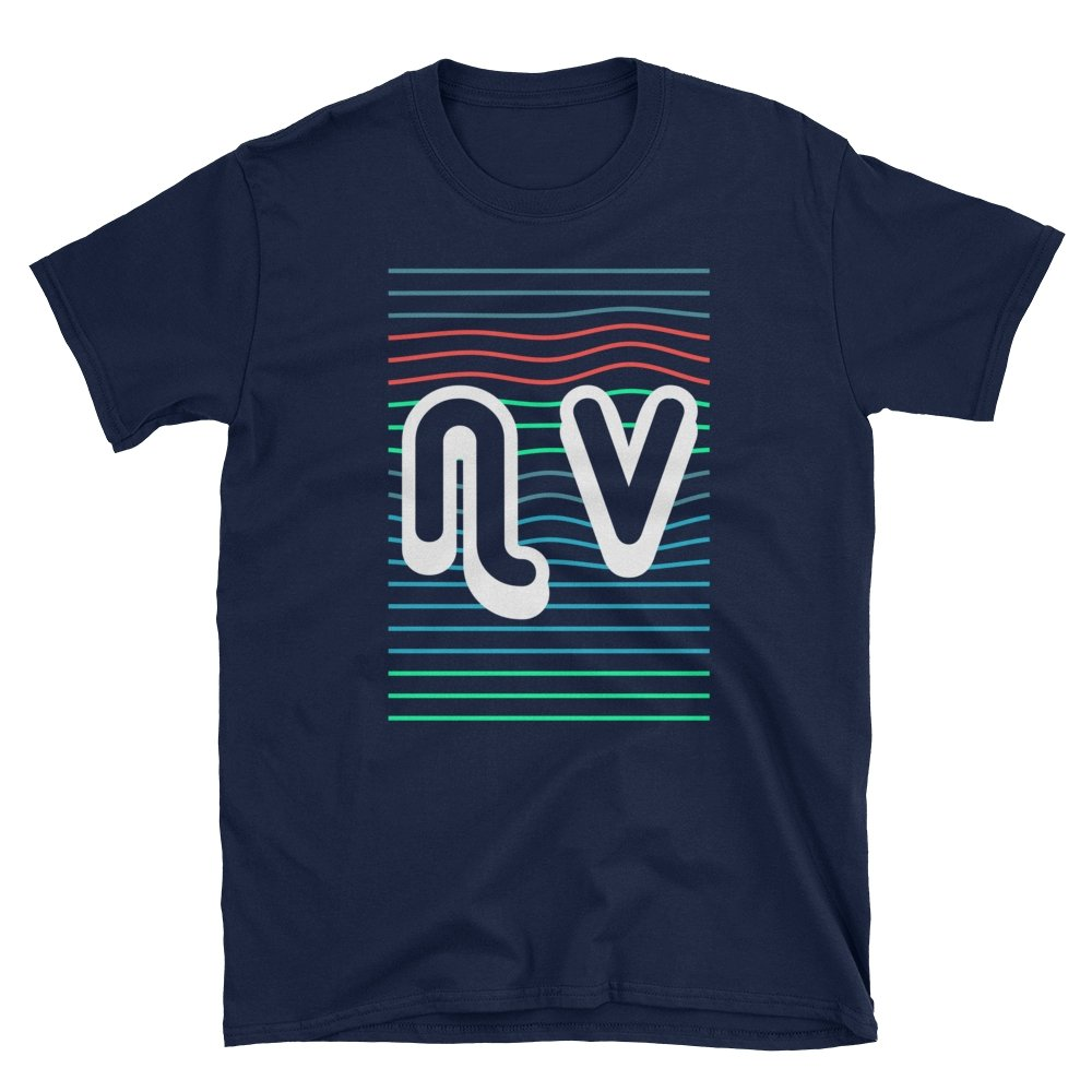 New View Wave T-Shirt - New View Clothing