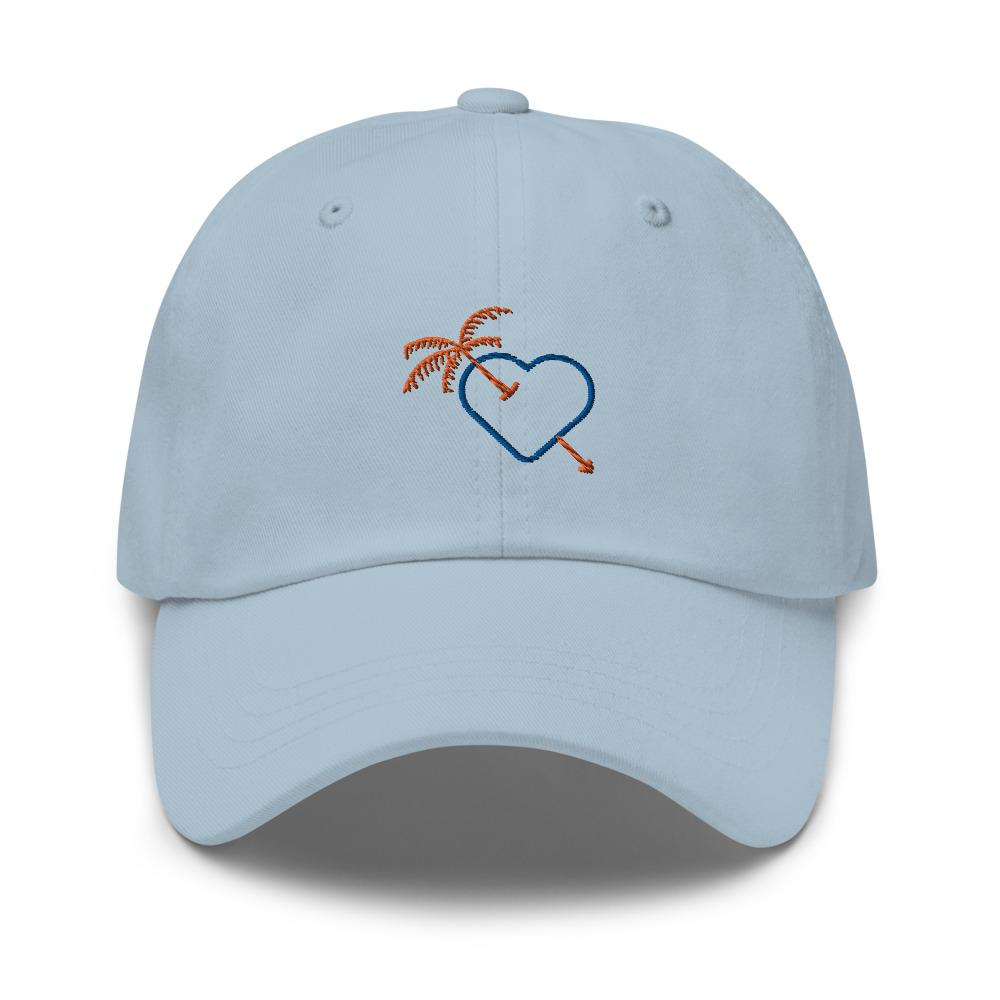 Palm Heart Hat - New View Clothing