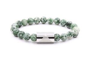 Rocky - Green Tree Agate - New View Clothing
