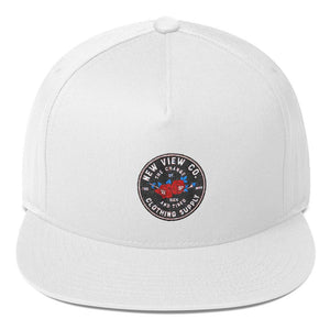 Rose Snapback - New View Clothing