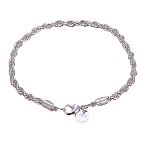 Silver Bracelet - New View Clothing