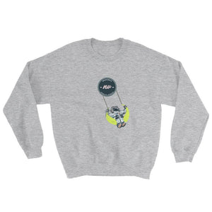 Swinging off the Moon Sweatshirt - New View Clothing