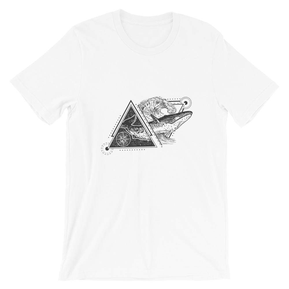 Whalin' Tee - New View Clothing