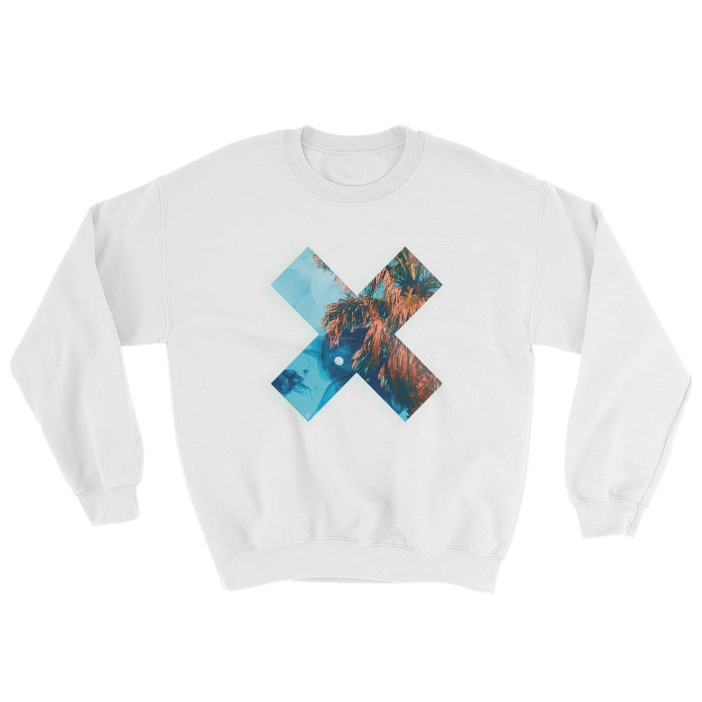 X Marks the Location Sweatshirt - New View Clothing