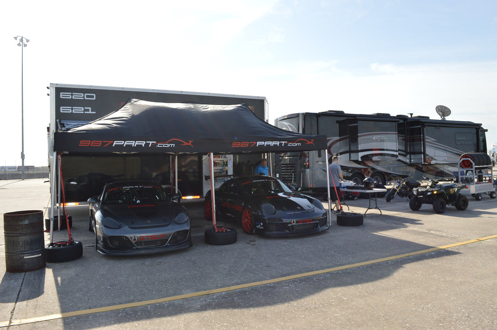 First Appearance of 987Part Drivers at Sebring