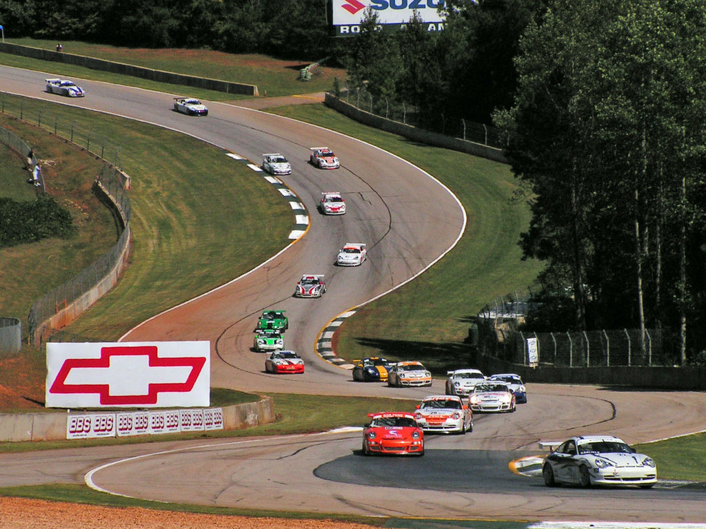 2nd race of the year this weekend at Petit LeMans aka Road Atlanta