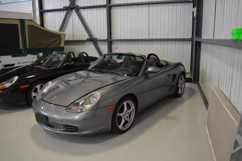 2003 Boxster S - 75800 miles **Now parting **
