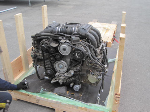 987.1 Boxster engine - 59468 miles