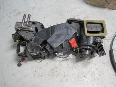 986.1 Boxster S HVAC heater box
