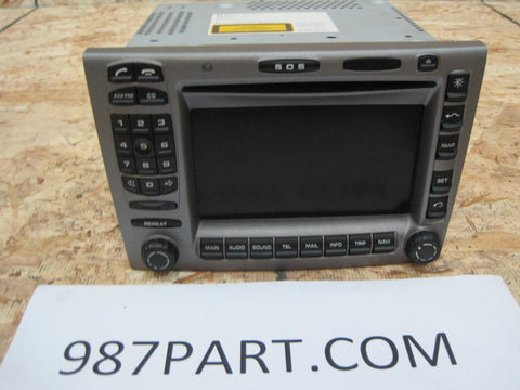 987.1 & 997.1 PCM 2.1 Navigation with Bose sound system