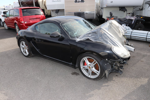 2009 Cayman S PDK-31000 miles **Now parting**