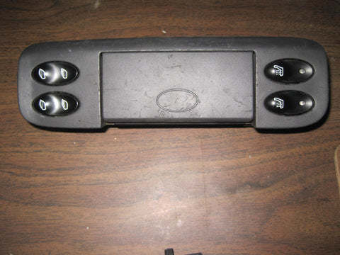 986.1 Boxster S -complete ashtray with switches