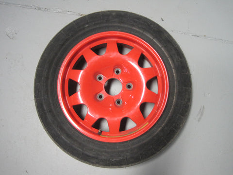986/996 Spare wheel and tire