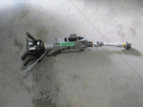 987.1 Cayman S steering column