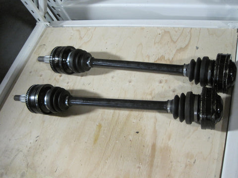 986.1 Boxster S axles set