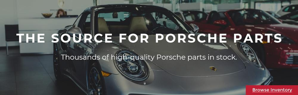 The Source for Porsche Parts