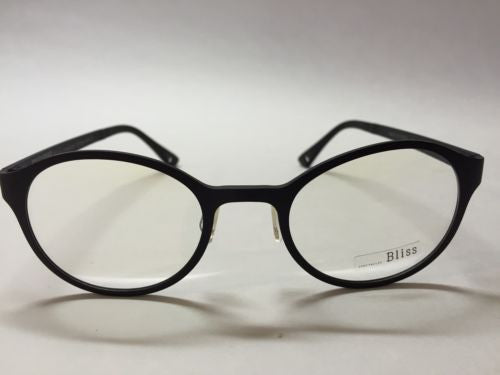 Prescription Eyeglasses Frame Super Light, Flexible, Bliss 3012 C2 Ultem Frame