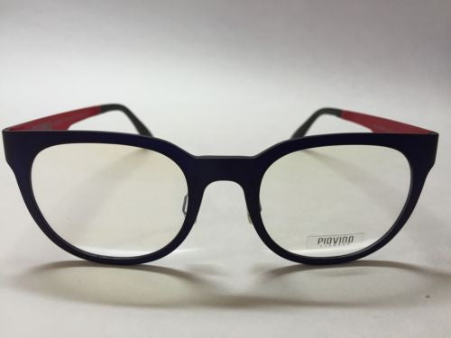 Prescription Eyeglasses Frame Super Light, Flexible, Ultem Piovino 3012 C58