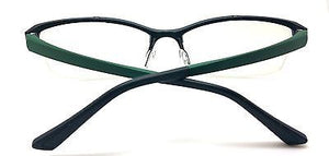 Prescription Eyeglasses Frame Super Light, Flexible PV 3027 C100 Ultem Frame