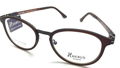 Piovino Prescription Eyeglasses Herus Trifold Hybrid Metal and Ultem MOD33-03 C2