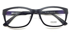 Piovino Eyeglasses Rxable Frame Super Light, Flexible, Ultem Frame 3007 C2
