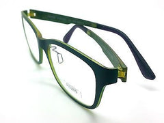 Prescription Eyeglasses Frame Super Light, Flexible PV 3007 C35G Ultem Frame