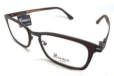 Piovino Prescription Eyeglasses Herus Trifold Hybrid Metal and Ultem MOD33-01 C2
