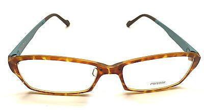Prescription Eyeglasses Frame Super Light, Flexible, Ultem Piovino 3021 C61