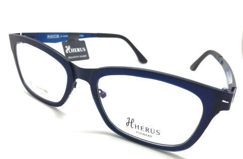 Piovino Prescription Eyeglasses Herus Trifold Hybrid Metal and Ultem MOD 33-07 C7